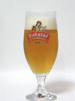 画像1: 【グラス】バカラーシュ 専用グラス(ゴブレット) 0.3L用 (1)